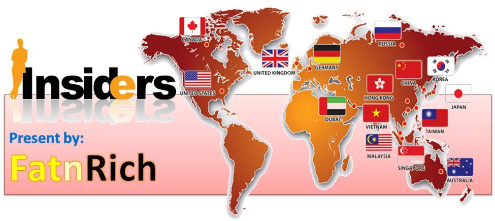 FatnRich INSIDERS maps