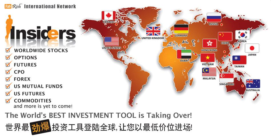 INSIDERS investment software Malaysia