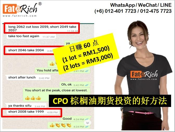 棕榈油期货FCPO可以让你赚大钱吗?